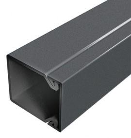 Настенный короб DKC 25x30 черный