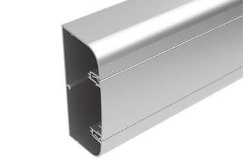 Алюминиевые кабель каналы