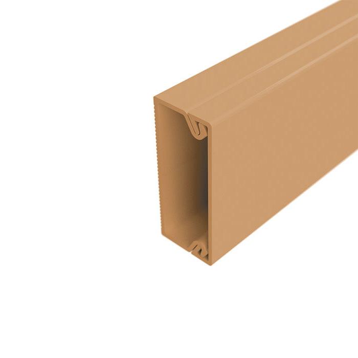 Минканал настенный DKC 22x10 коричневый