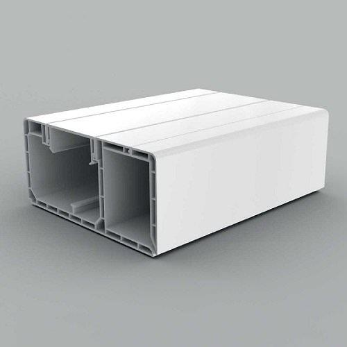 Пластиковый короб KOPOS PK 120x55 D белый