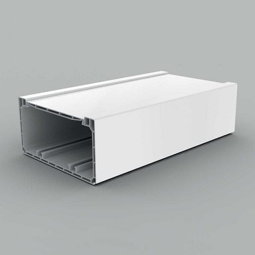 Пластиковый короб KOPOS PK 140x70 D белый