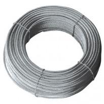 Трос алюминиевый 10 мм