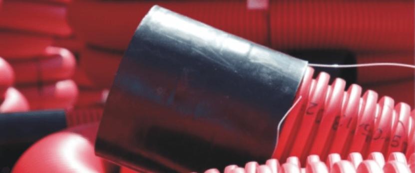 Двустенная труба ELCOR