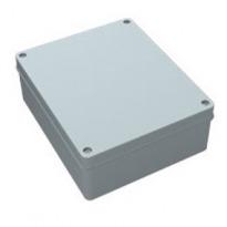 Алюминиевая ответвительная коробка 180x155