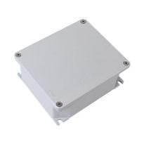Алюминиевая ответвительная коробка 392x298