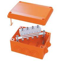Огнестойкая ответвительная коробка 240х190x90