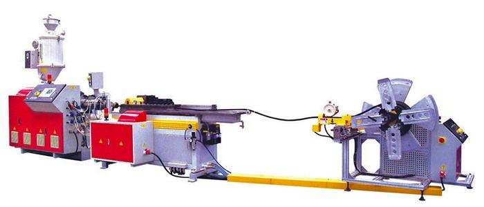 Производство защитных ПНД труб для ВОЛС