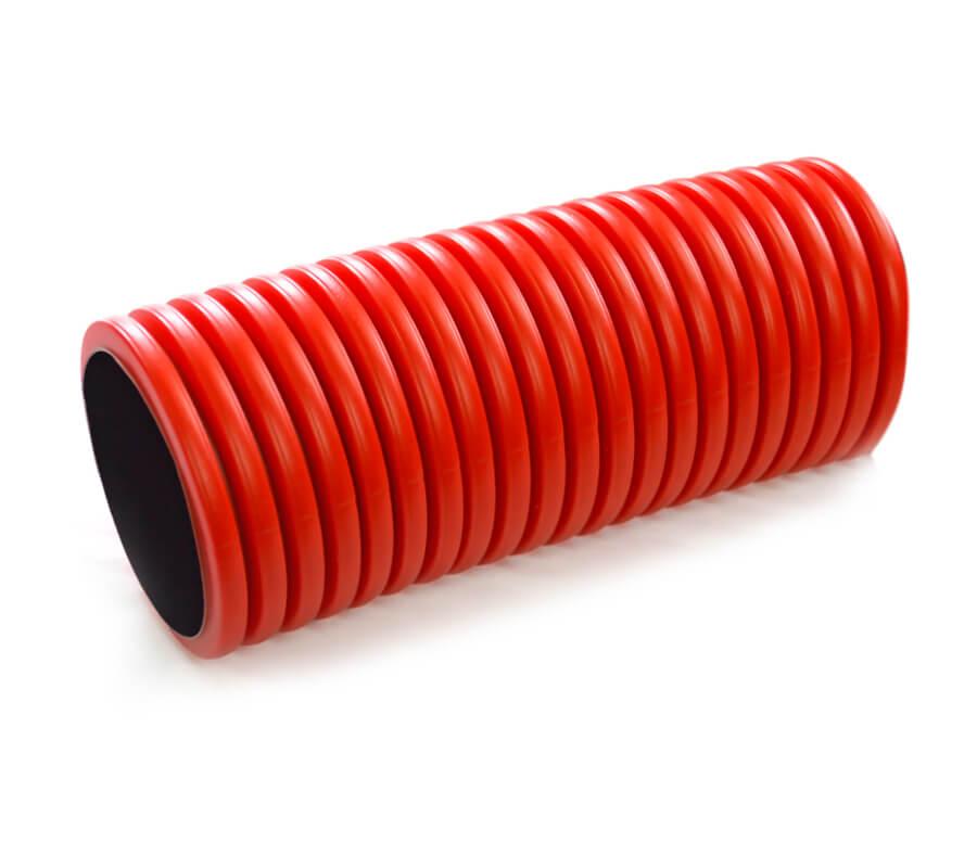 Труба гофрированная двустенная 125мм