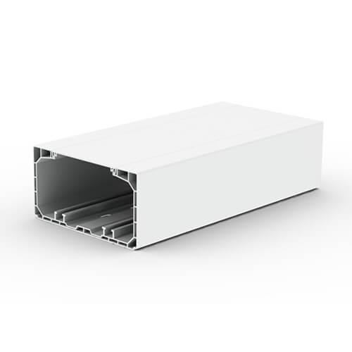 Парапетный кабельный канал KOPOS PK 130X65 D белый